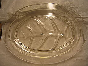 Pyrex Meat Platter
