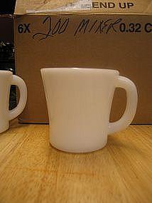 D-Handle Mug