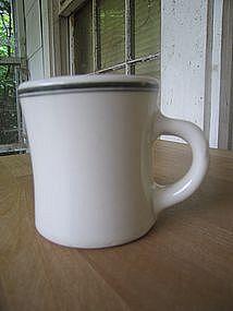Green Band Victor Mug