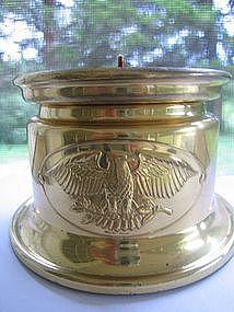 Hallmark Brass Candle Holder