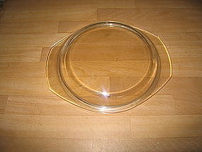 France Pyrex Round Lid