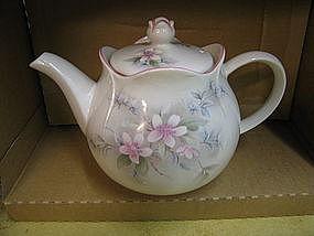 Cherry Blossom Teapot