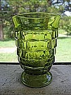 Green Whitehall Juice Glass