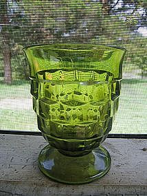 Green Whitehall Glass