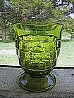 Green Whitehall Glass