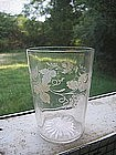 Vintage Grape and Vine Tumbler