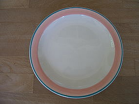 Homer Laughlin Santa Fe Plate