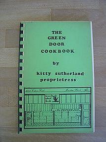 The Green Door Cookbook