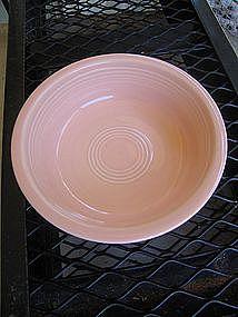 Pink Homer Laughlin Fiesta Bowl