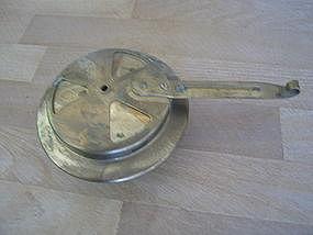Vintage Brass Sterno Burner