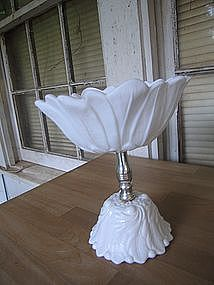 Indiana Glass Lily Pons Compote