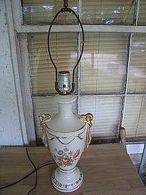 Vintage Roses Lamp