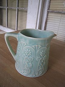 Antique Buttermilk Pitcher