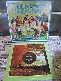 I Believe in Country Album