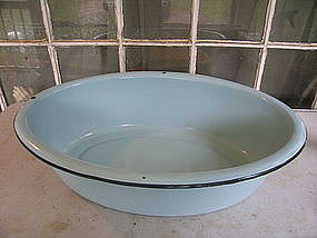 Enamel Baby Bath Tub
