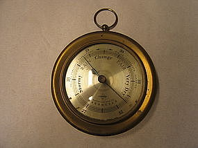 Swift & Anderson Barometer