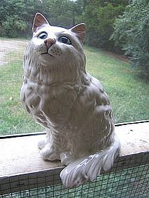 Beswick White Cat