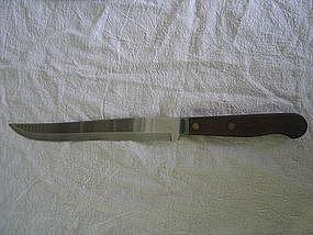 Burns Mfg. Knife