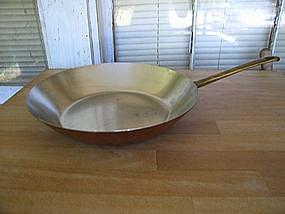 Revere Copper Skillet
