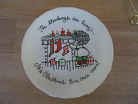 Enesco Christmas Time Coaster