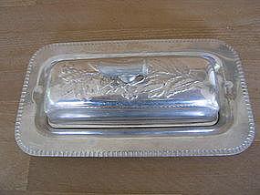 Aluminum Butter Dish