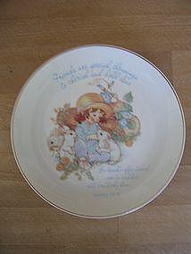Lasting Memories Friend Plate