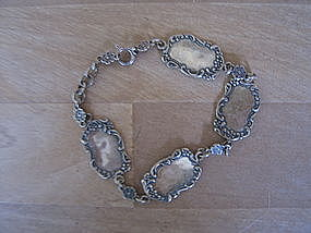 Foree Silver Bracelet