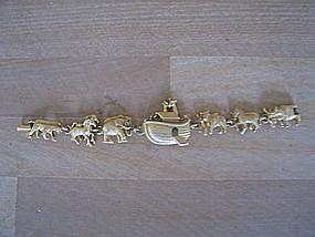 AJC Noah's Ark Bracelet