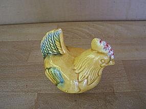 Vintage Hen Figurine