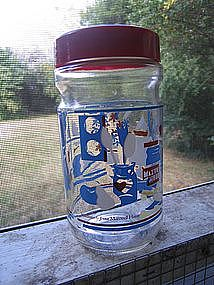 Maxwell House Coffee Jar