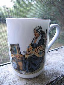 Norman Rockwell Memories Mug