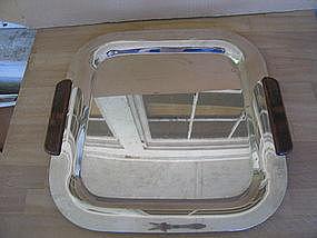 Chrome Tray
