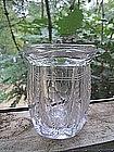 Heisey Colonial Marmalade Jar