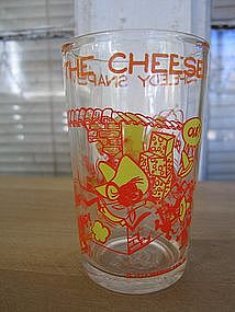Speedy Gonzales Glass