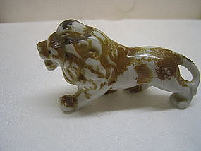 Lion Figurine