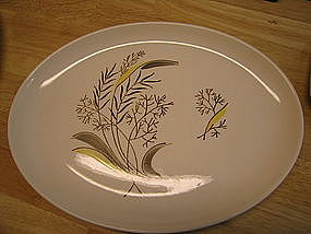 Stetson Duncan Hines Platter