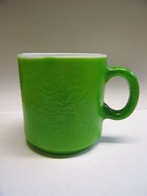 Glasbake  Green Mug