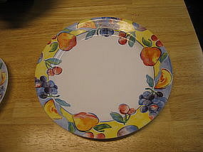 Corelle Fruit Basket Plate