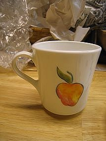 Corelle Fruit Basket Mug