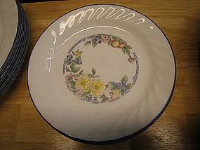 Corelle Orchard Rose Salad Plate