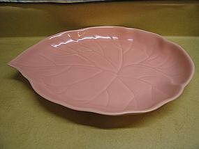 Vintage  Leaf Bowl