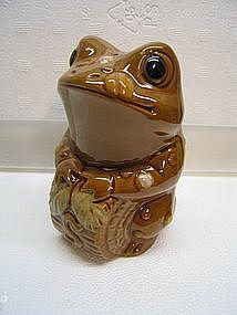Vintage Frog Salt Shaker