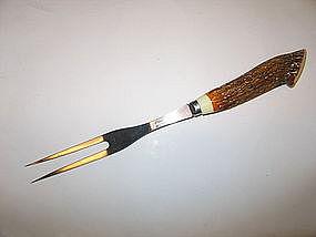 Vintage Carving Fork