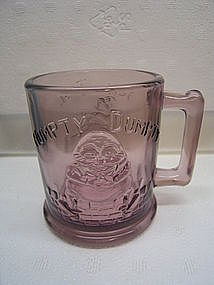 Tiara Amethyst Nursery Rhyme Mug