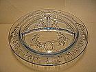 Tiara Nursery Rhyme Plate