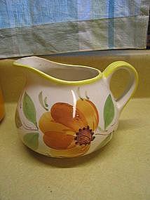 Vintage Portuguese Pottery Pitcher