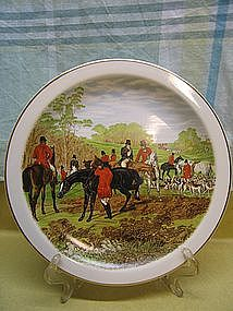 Foxhunt Plate