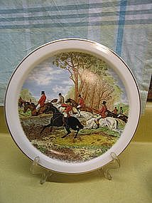 Herring Foxhunting Plate
