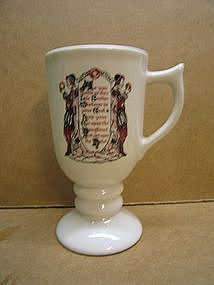 Mayflower Donut Cup
