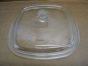 Corning Square Lid